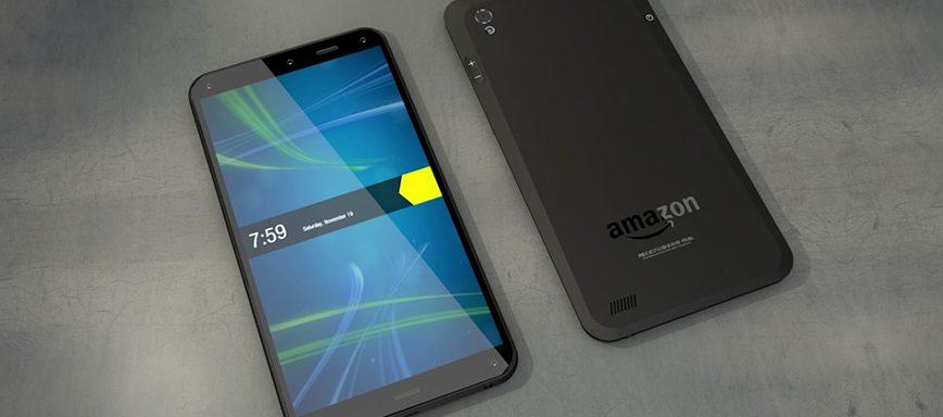 Amazon Dün İtibariyle Yeni Ürünü Fire Phone'u Tanıttı!