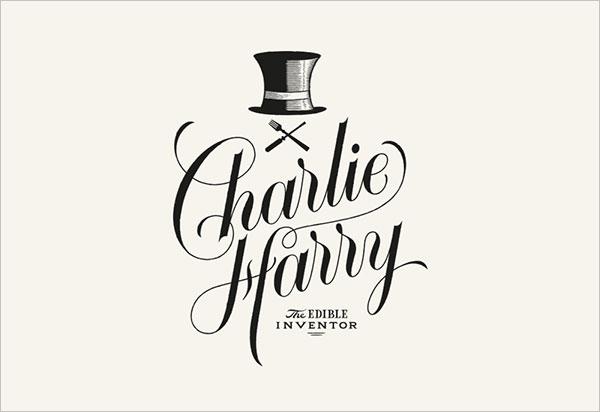 Hand-lettering-Logotypes